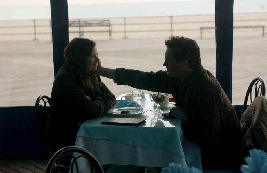 "Vinessa Shaw  and Joaquin Phoenix in ""Two Lovers."" Photo: Magnolia Pictures, Copyright, / Copyright,"