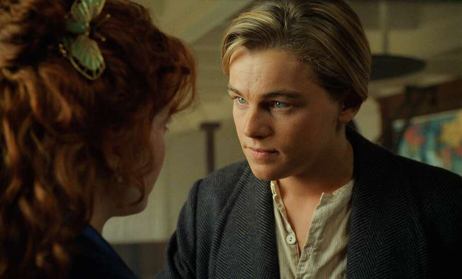"Leonardo DiCaprio. Birthday: Nov. 11, 1974. (Photo: ""Titanic"" with Kate Winslet, 1997). Photo: Paramount /Twentieth Century Fox / © 2012 Paramount Pictures and Twentieth Century Fox.  All Rights Reserved."