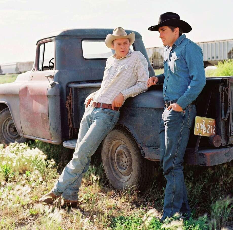 """Brokeback Mountain.""  Already a classic. Photo: KIMBERLY FRENCH, AP"