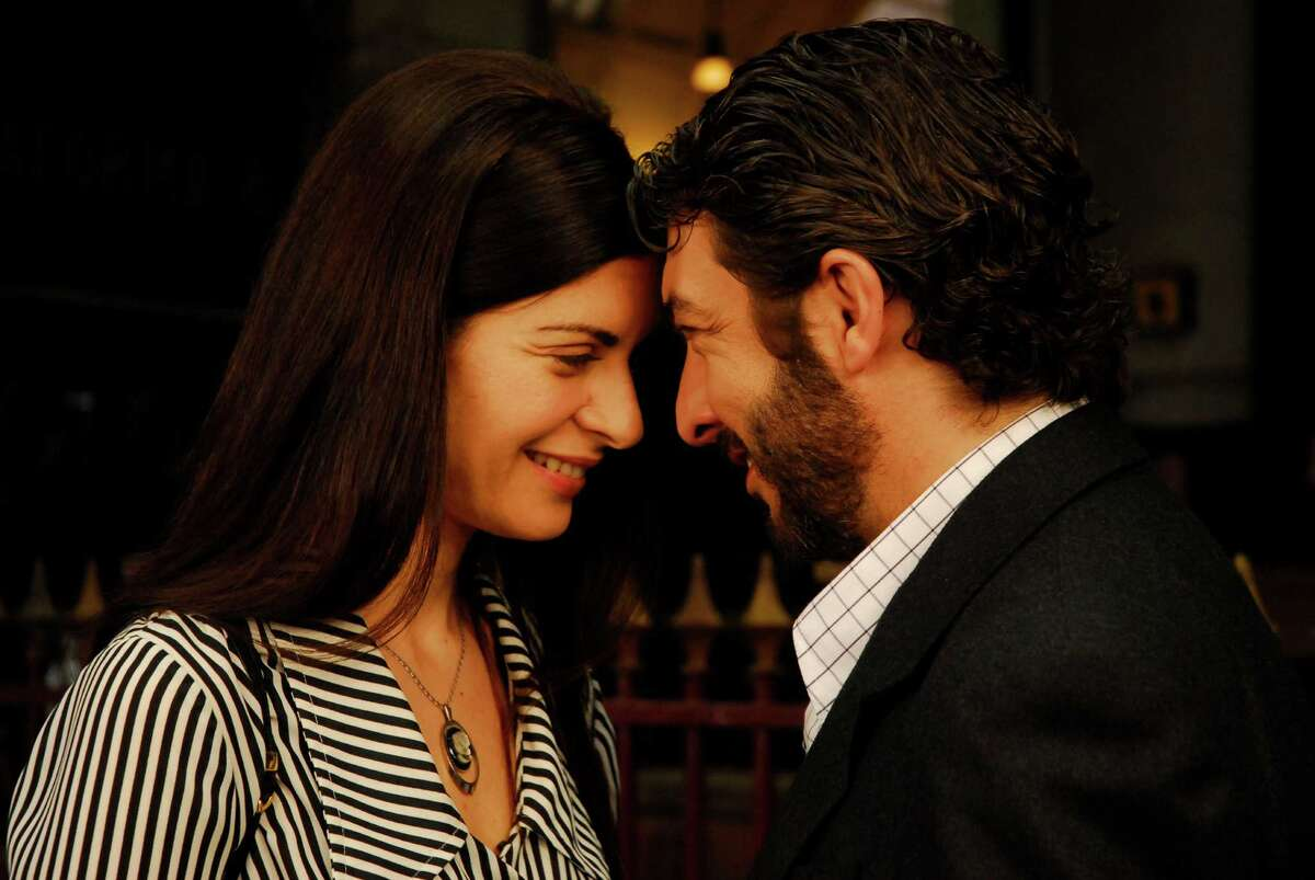 Soledad Villamil and Ricardo Darín in