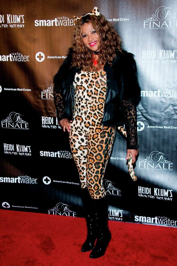 Pepa of Salt 'n Pepa attends Heidi Klum's Haunted Holiday Party benefiting Superstorm Sandy relief efforts, on Saturday, Dec. 1, 2012 in New York. Photo: Charles Sykes/Invision/AP
