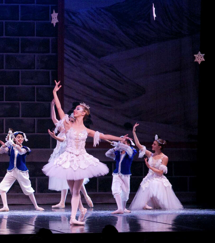 "San Antonio Metropolitan Ballet will present ""The Snow Queen."" Photo: Courtesy Michael Connally"