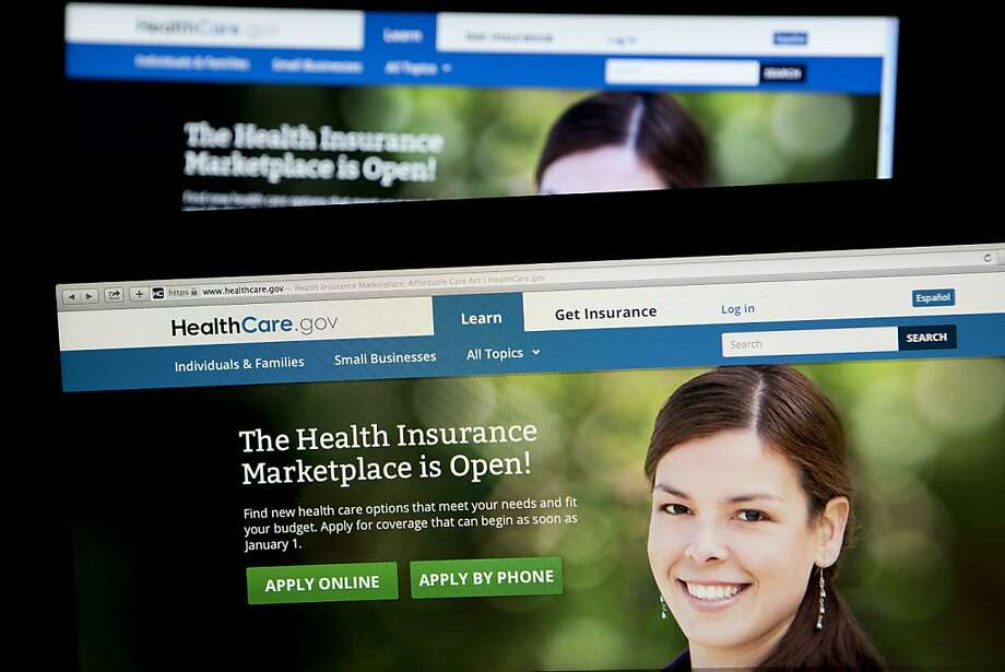 #6 on Yahoo's 2013 Year in Review list of top searches is the Affordable Care Act, otherwise known as Obamacare. Problems with the Healthcare.gov Web site have plagued the program since launch. Photo: Andrew Harrer, Bloomberg
