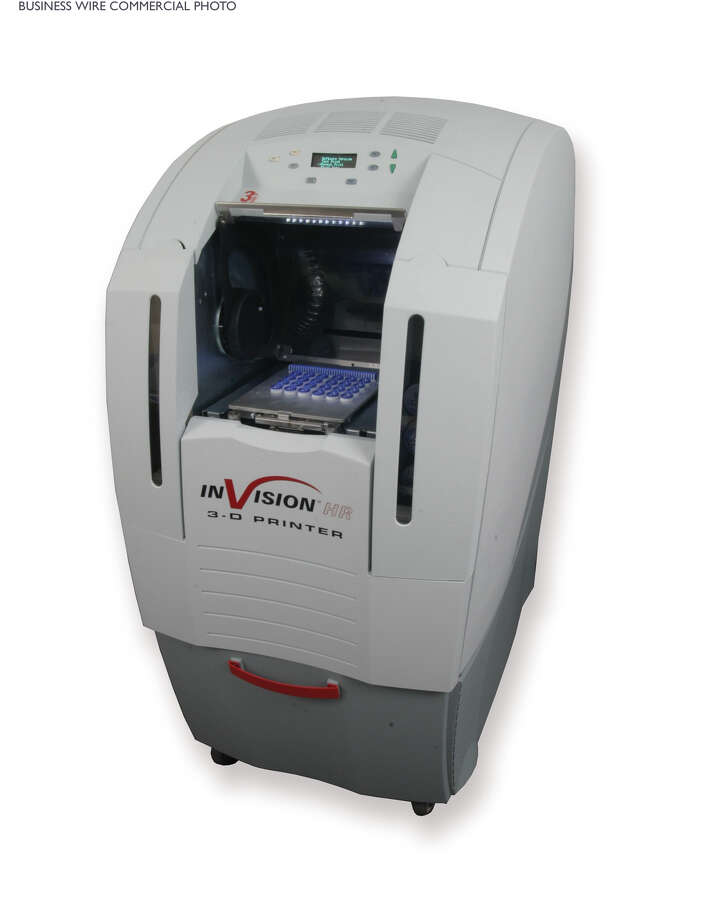The InVision HR 3-D Printer from 3D Systems (Photo: Business Wire) / 3D SYSTEMS CORPORATION