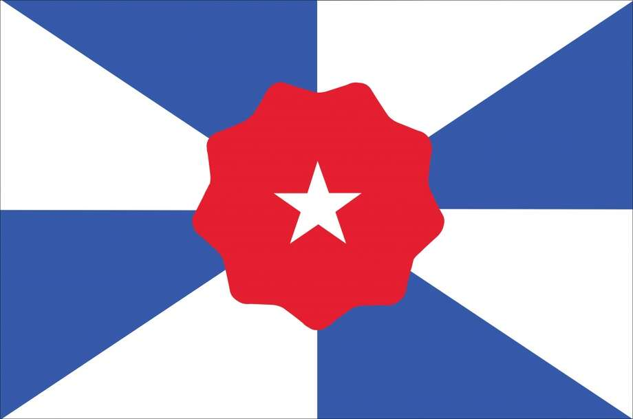 Alabama: New flag