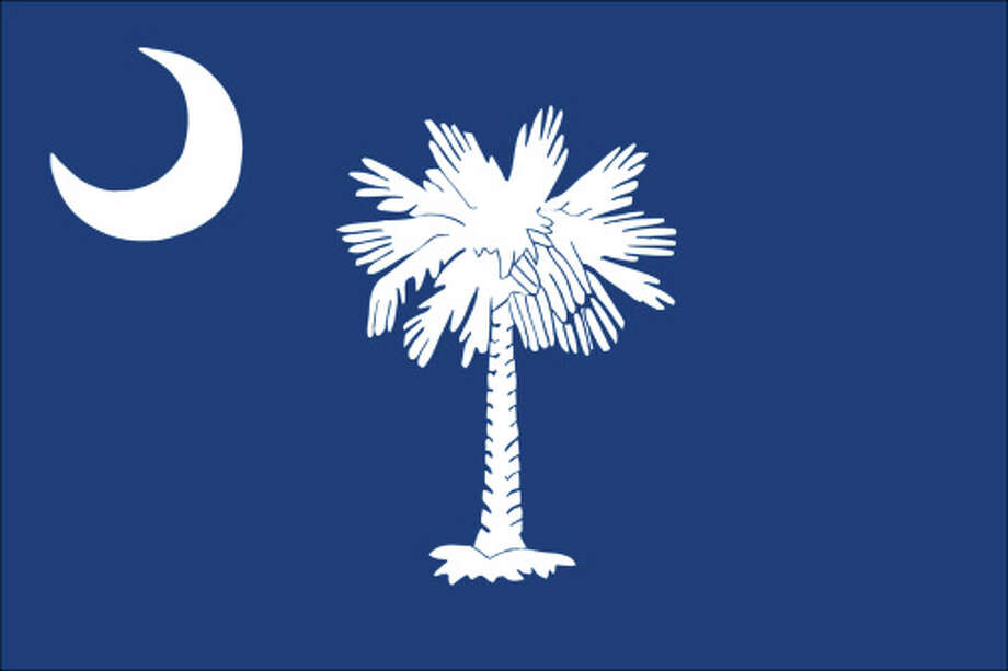 South Carolina flag Photo: Antenna Audio, Inc., Getty Images/GeoNova / GeoNova