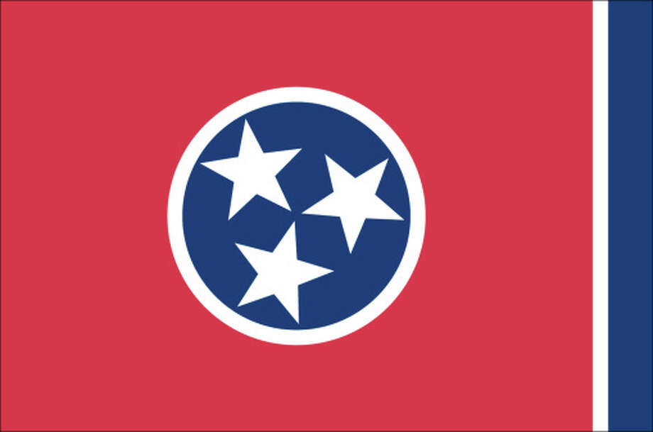 Tennessee flag Photo: Antenna Audio, Inc., Getty Images/GeoNova / GeoNova