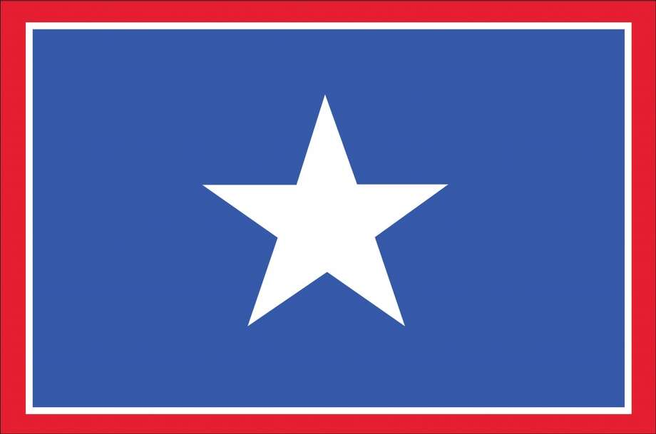Texas: New flag