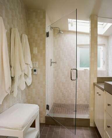 Sausalito home design leaves room for creativity sfgate for Sausalito tile