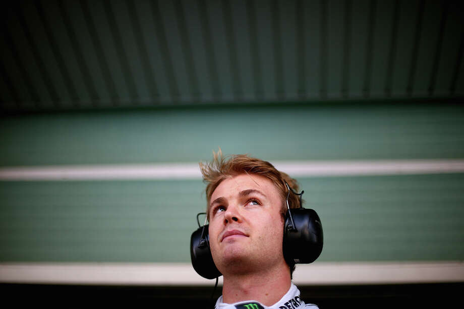 Nico Rosberg of Germany and Mercedes GP prepares to drive during practice for the Abu Dhabi Formula One Grand Prix at the Yas Marina Circuit on November 1, 2013 in Abu Dhabi, United Arab Emirates. Photo: Paul Gilham, Getty Images / 2013 Getty Images