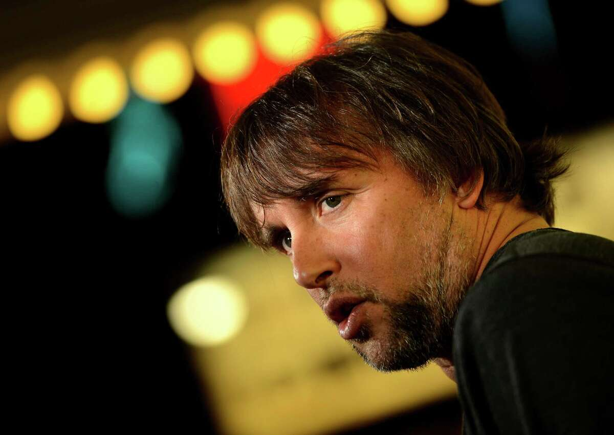 Director Richard Linklater attends the screening for 'Before Midnight' during the 2013 SXSW Music, Film & Interactive Festival at The Paramount Theatre on March 9, 2013 in Austin, Texas.