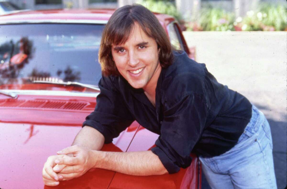 """Writer-director Richard Linklater during his """"Dazed and Confused"""" period."""