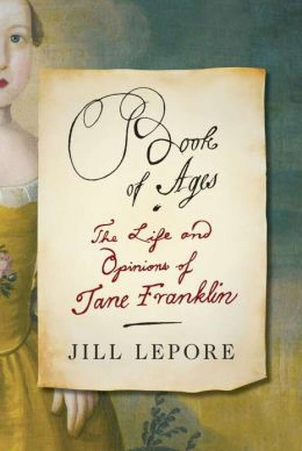 """Book of Ages: the Life and Opinions of Jane Franklin"" Photo: Xx"