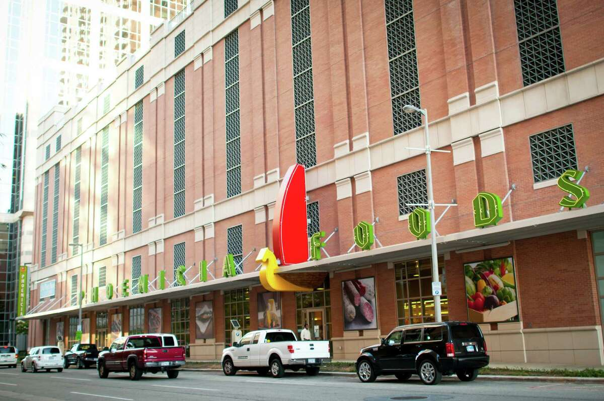 Phoenicia Specialty Foods' downtown Houston store was part of the incentive program.