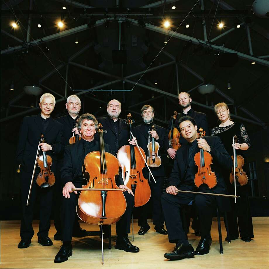 The Academy of St. Martin in the Fields Chamber Ensemble will play for Houston Friends of Chamber Music. Photo: Alicia Rose