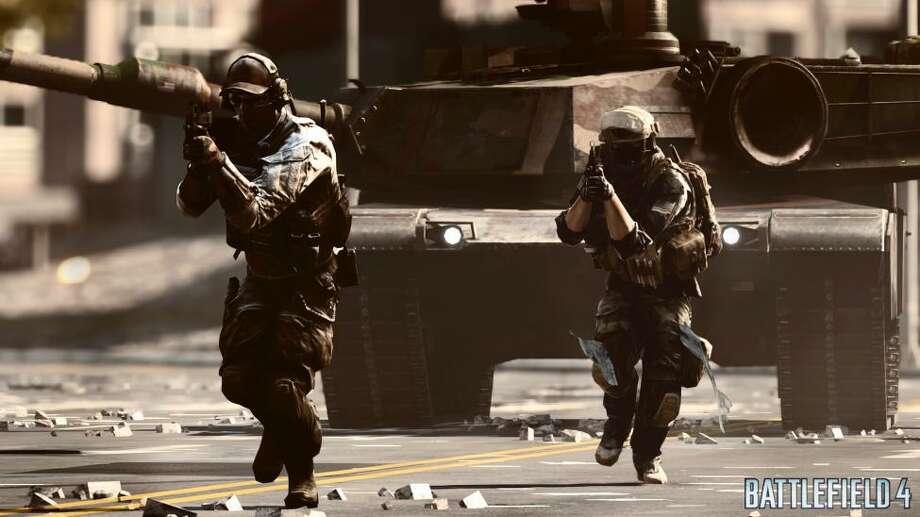 """Battlefield 4"" Photo: Courtesy Electronic Arts/DICE"