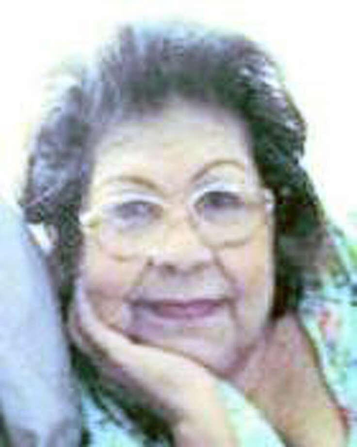 """Leonor """"Nora"""" Flores operated La Cocinita Café with husband Nicolas """"Nick"""" Flores."""
