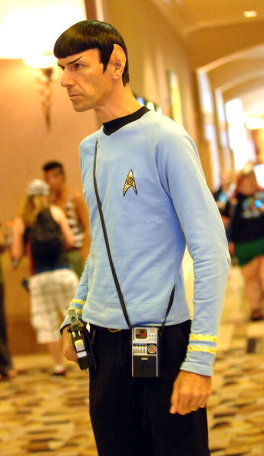 LAS VEGAS, NV - AUGUST 10:  Atmosphere at the 11th Annual Official Star Trek Convention - day 2 held at the Rio Suites and Hotel on August 10, 2012 in Las Vegas, Nevada. Photo: Albert L. Ortega, Getty Images / 2012 Albert L. Ortega