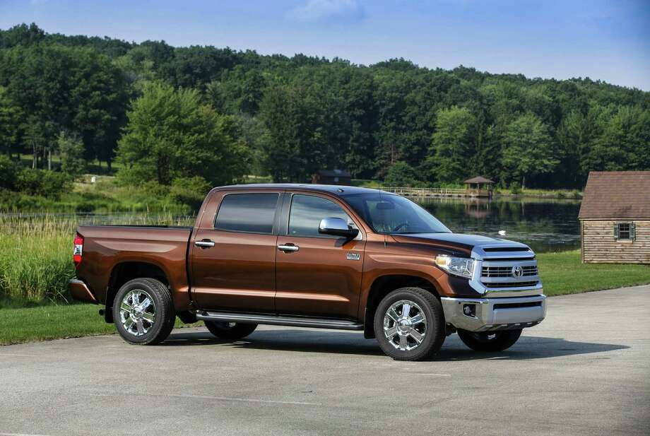 The redesigned 2014 Tundra was a good seller for Toyota, with 23 percent more Tundras sold last month than in October 2012.