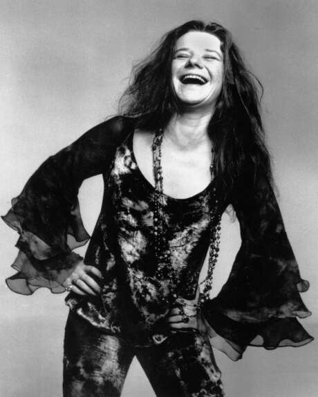 Janis Joplin died Oct. 4, 1970, in Los Angeles at the age of 27. / HO