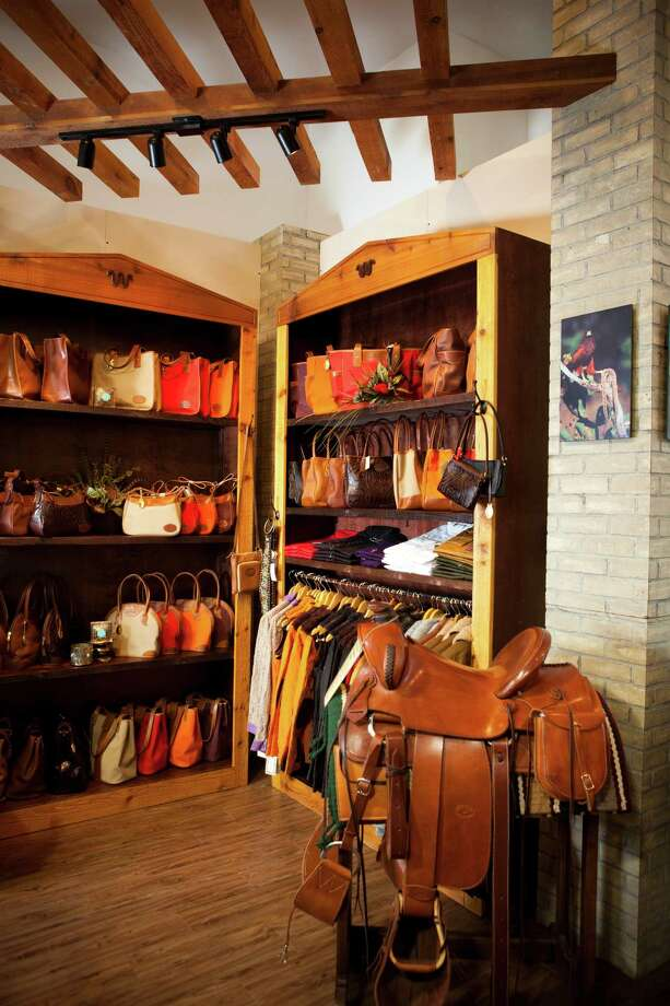The King Ranch's pop-up store in CityCentre opened its doors Friday and will sign off on Christmas Eve. The pop-up concept is just one of the King Ranch's marketing efforts. Photo: Marie D. De Jeséºs, Staff / © 2013 Houston Chronicle