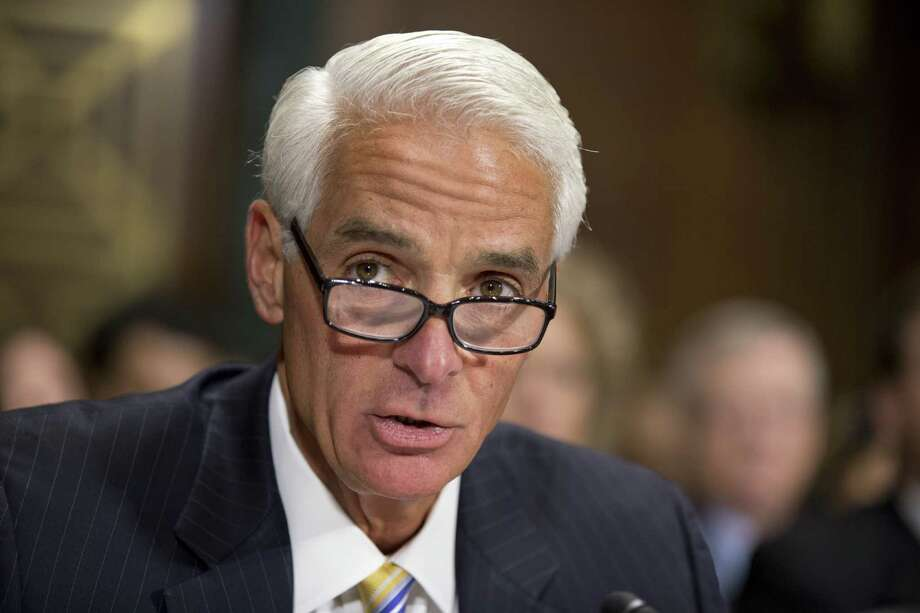 Former Florida Gov. Charlie Crist was a Republican when he ran for the Senate and was defeated. Now he's the Democratic front-runner trying to unseat Florida's unpopular Republican governor. Photo: J. Scott Applewhite / Associated Press