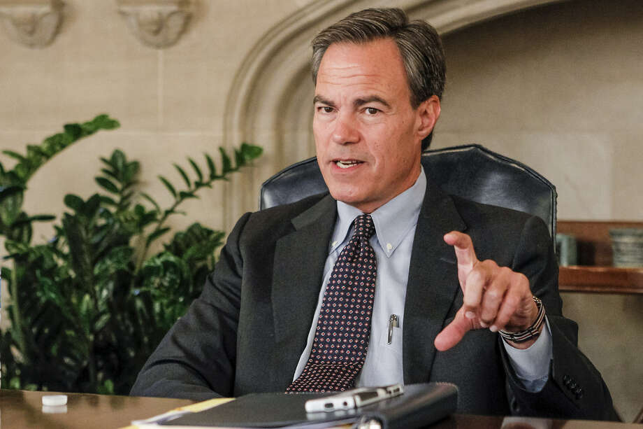 Texas House Speaker Joe Straus leads the Water Texas PAC, which has spent more than $1.8 million so far to try to get people to vote for Prop 6. It would direct $2 billion from the state's rainy day fund to water infrastructure projects.
