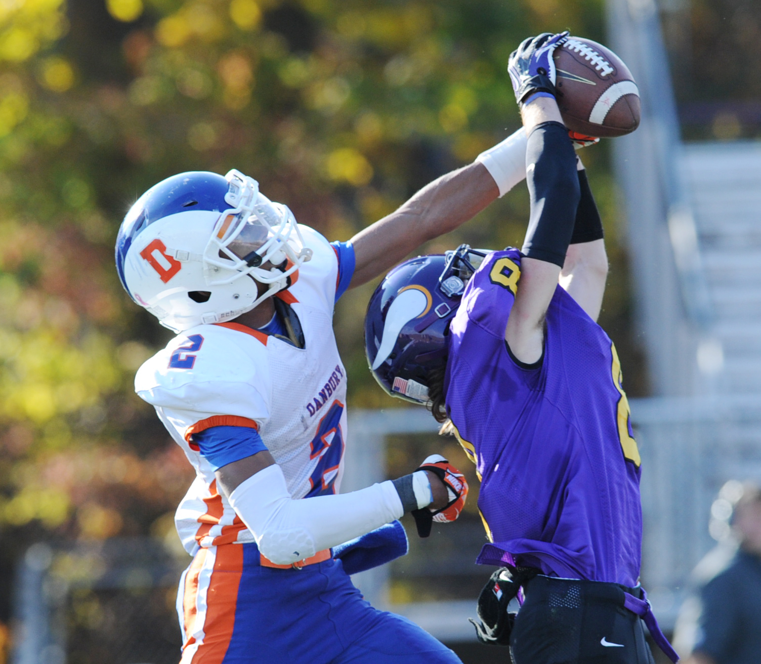 Westhill Pulls Off Improbable Comeback To Stun Danbury In