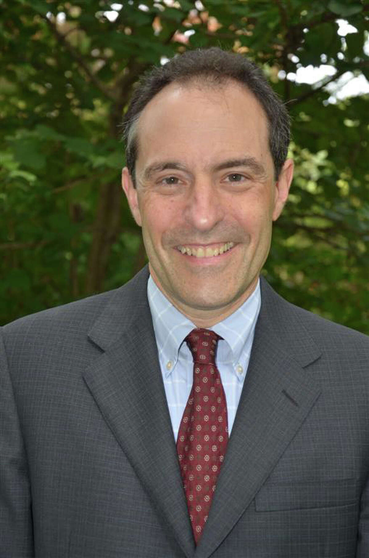 Richard Freedman, Democratic candidate for the Board of Finance.