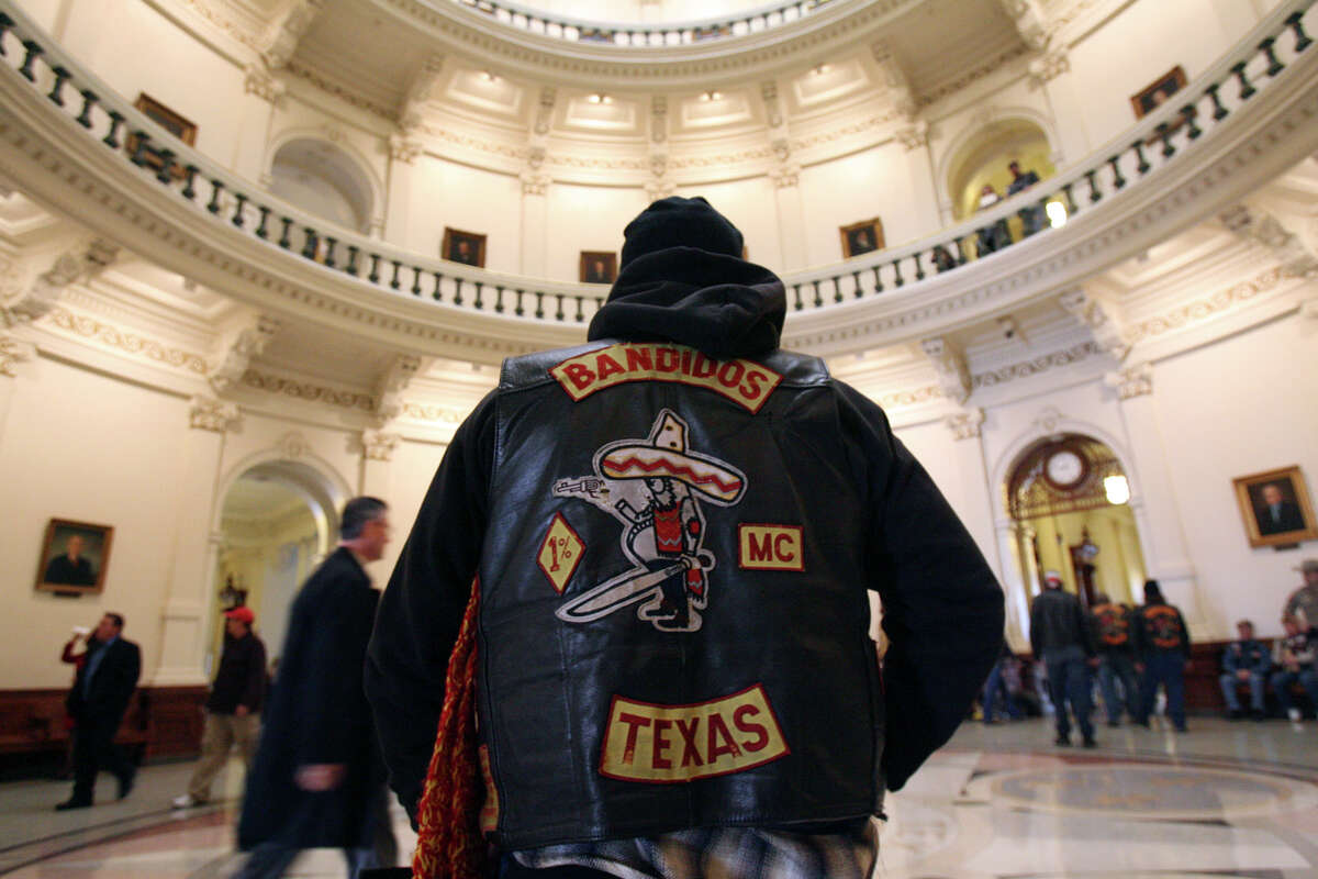 21 things you need to know about the Bandidos Motorcycle Club A Houston dockworker and Vietnam vet started the notorious Bandidos motorcycle gang in the mid-1960s. The group, which the feds have linked to numerous criminal activities, has grown into an international organization. Here are 21 facts about this group of motorcycling enthusiasts. Sources: Houston Chronicle archives / Texas Monthly / U.S. Justice Department / Texas DPS