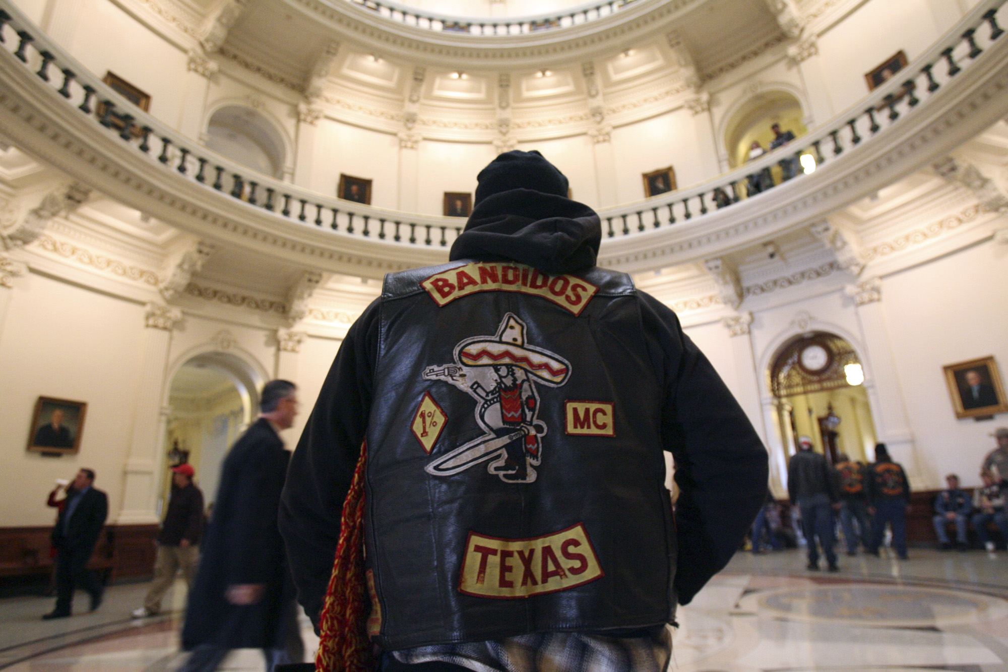 Gang or club?: For Bandidos, the distinction matters after
