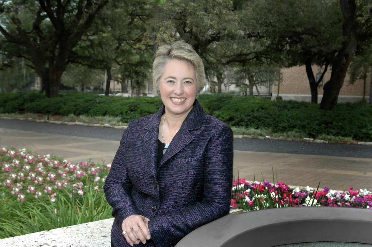 Houston Mayor Annise Danette Parker is an American politician and the mayor of Houston since January 2, 2010. Barfield photography.