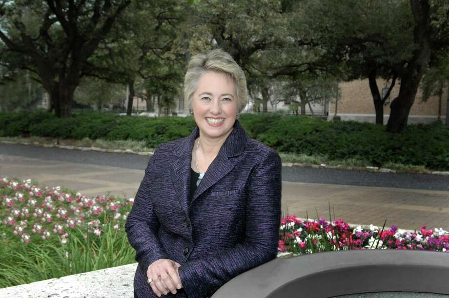 Houston Mayor Annise Danette Parker is an American politician and the mayor of Houston since January 2, 2010. Barfield photography. / Barfield photography.