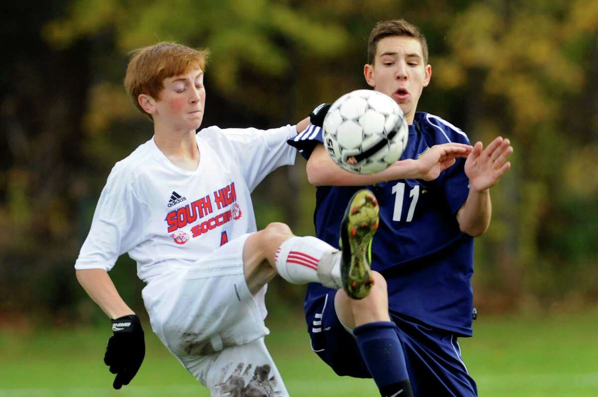 Teddy Bruschini , South Glens Falls boys' soccer: Tallied four goals each in wins vs. Glens Falls (4-0) and Hudson Falls (11-0). (Archive photo)