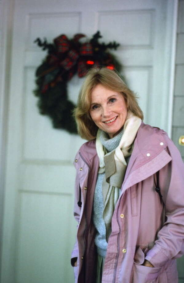 1986: A YEAR IN THE LIFE (MINISERIES) -- Pictured: Eva Marie Saint as Ruth Gardner -- (Photo by: Gary Null/NBC/NBCU Photo Bank via Getty Images) Photo: NBC, NBCU Photo Bank Via Getty Images / 2013 NBCUniversal Media, LLC