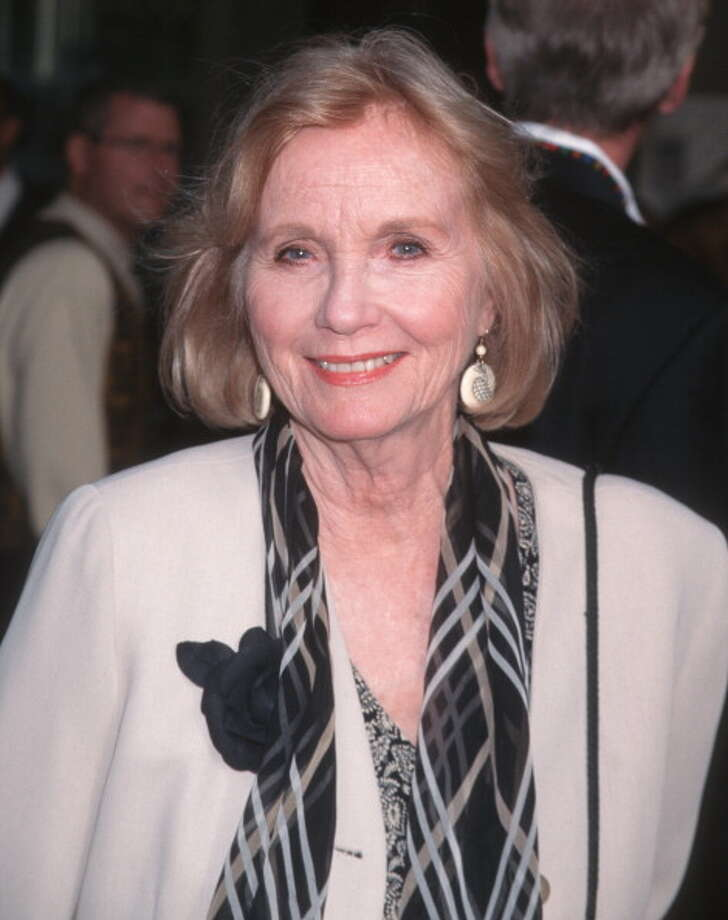 "Eva Marie Saint during Los Angeles Opening Night of ""Ragtime"" - June 15, 1977 at Shubert Theater in Los Angeles, California, United States. (Photo by Ron Galella, Ltd./WireImage) Photo: Ron Galella, Ltd., WireImage / Ron Galella Collection"