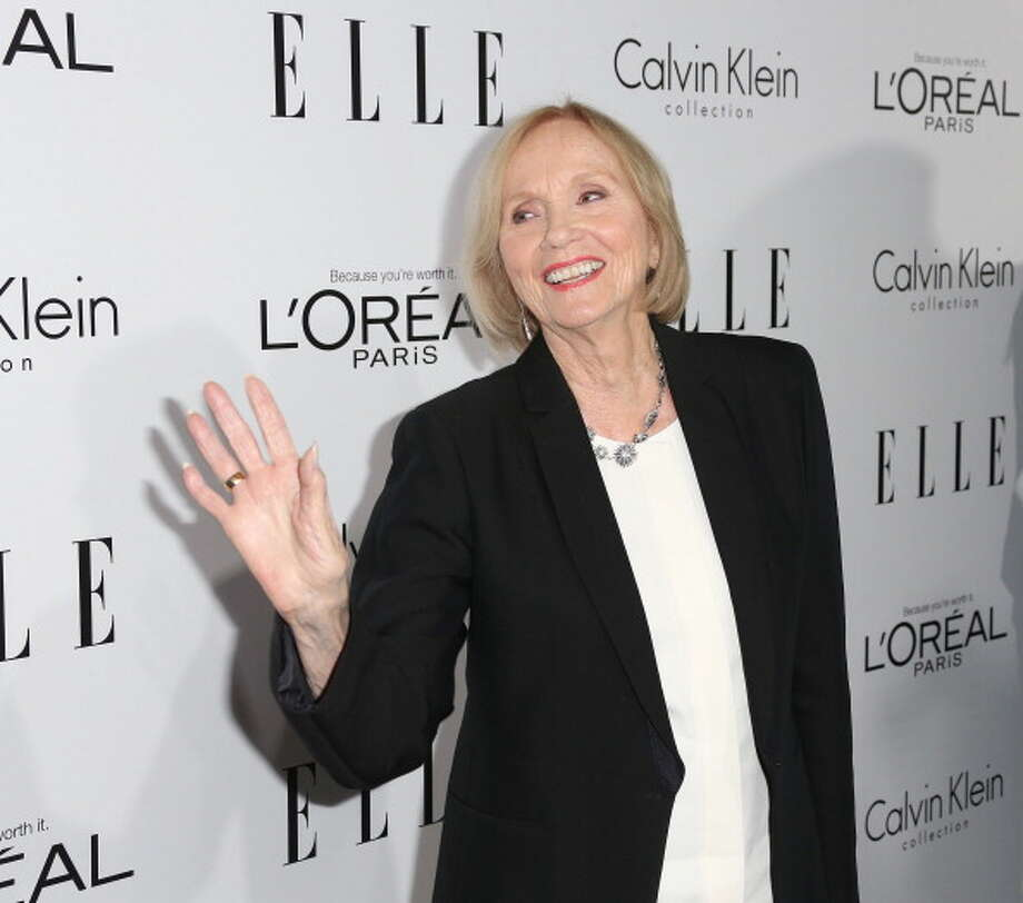 2013, last month:  Actress Eva Marie Saint attends ELLE's 20th Annual Women in Hollywood Celebration at the Four Seasons Hotel Los Angeles at Beverly Hills on October 21, 2013 in Beverly Hills, California.  (Photo by Frederick M. Brown/Getty Images for  ELLE) Photo: Frederick M. Brown, Getty Images / 2013 Getty Images