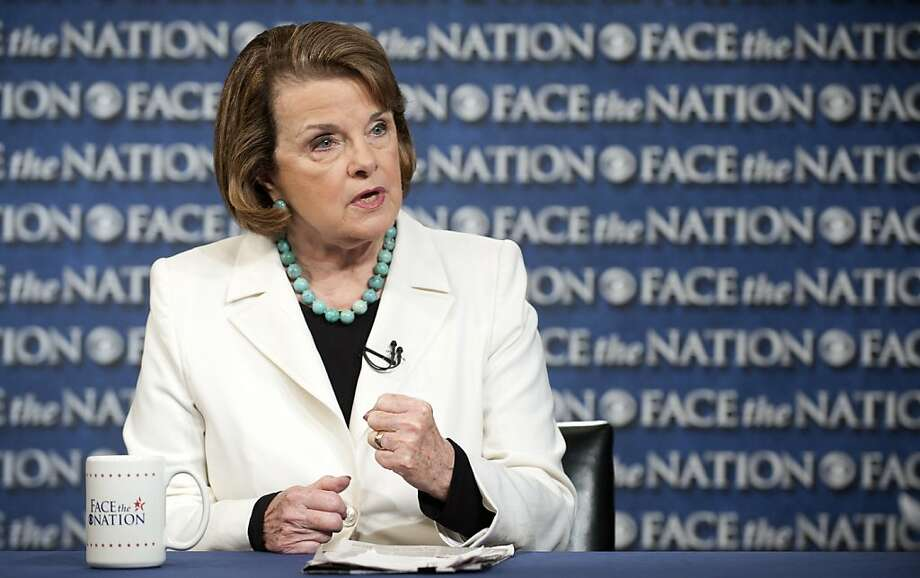Sen. Dianne Feinstein says reports of tapping allied leaders' cell phones give reason to look at intelligence policy reform. Photo: Handout, Getty Images