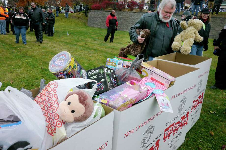 Benefits Of Ride On Toys : Photos toys for tots benefit ride times union