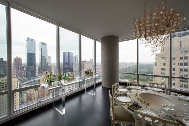 For billionaires hunting apartments the bargains are in for Central park apartment new york