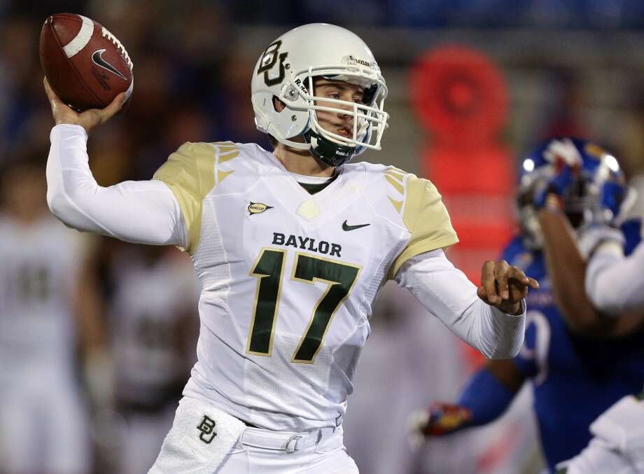 6. Baylor Photo: Ed Zurga, Associated Press