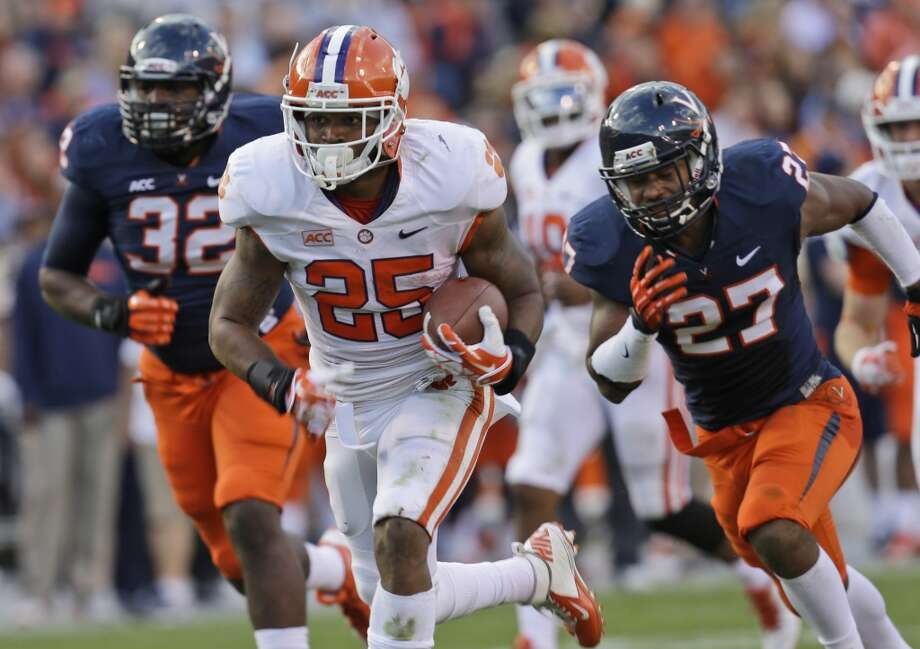 7. Clemson Photo: Steve Helber, Associated Press