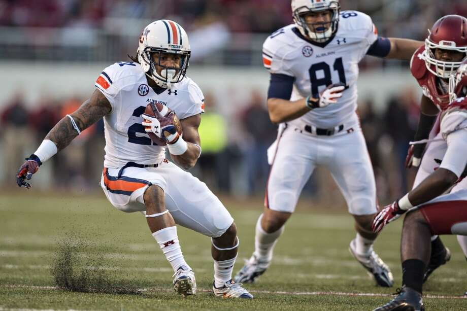 9. Auburn Photo: Wesley Hitt, Getty Images