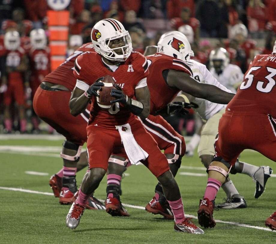 20. Louisville Photo: Garry Jones, Associated Press