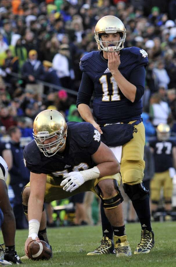 23. Notre Dame Photo: Joe Raymond, Associated Press
