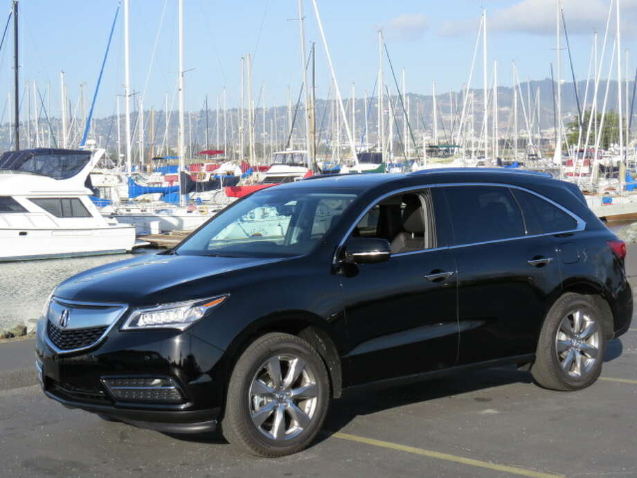 The new 2014 Acura MDX is the third generation go-around on this venerable SUV and this time it seems a lot smoother, a lot more quiet and a lot more accommodating than its predecessors.  (All photos by Michael Taylor)