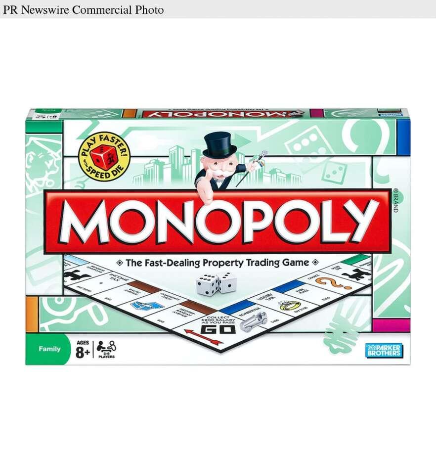 MONOPOLY (PRNewsFoto/Hasbro Games) Photo: PR NEWSWIRE