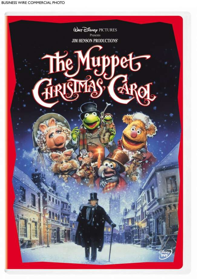 The Muppets' Holiday Classic, The Muppet Christmas Carol, is now available on DVD  (Photo: Business Wire) Photo: BW