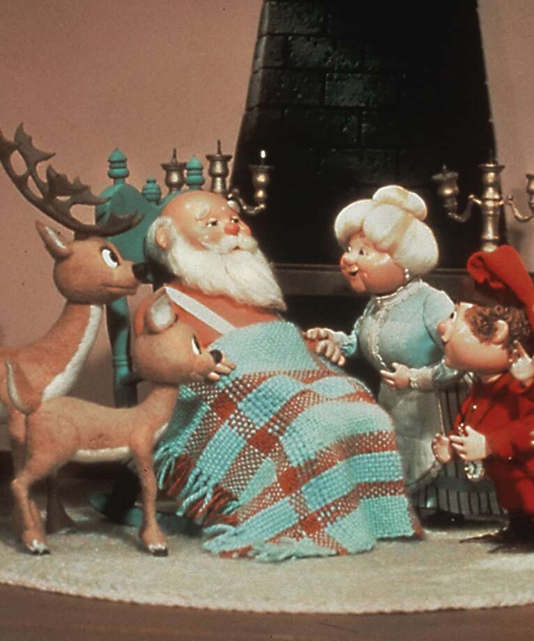 Mrs. Claus, the elves and the reindeer try to convince a depressed Santa that the world needs him in ``The Year Without a Santa Claus''