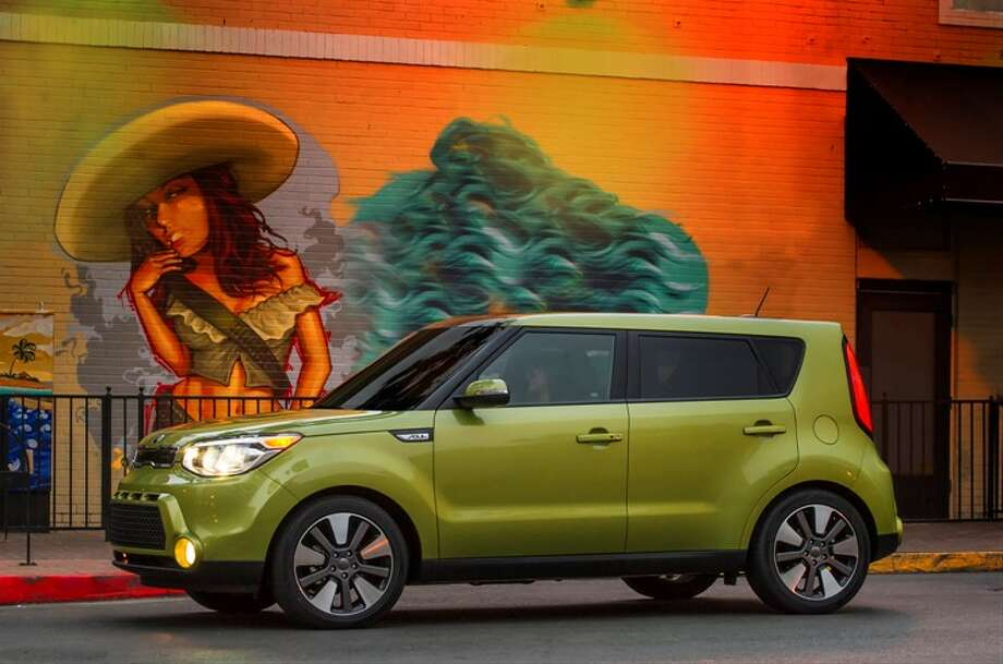 Alien Green profile. Photo: Kia